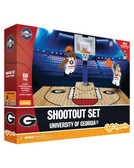 Georgia Bulldogs Official Team Shootout Set