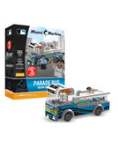 Miami Marlins Parade Bus 191pc Buildable Play Set