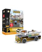 Pittsburgh Pirates Parade Bus 191 piece Play Set