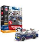 Buffalo Bills Parade Bus 191 piece Play Set