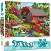 Lazy Days - Over the Bridge 750pc Puzzle