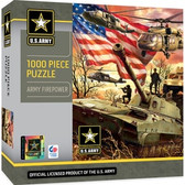 U.S. Army - Army Firepower 1000pc Puzzle