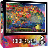 Colorscapes - Evening Glow 1000pc Puzzle