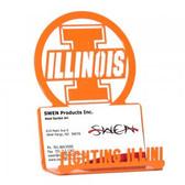 ILLINOIS ILLINI Business Card Holder