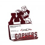 MINNESOTA GOPHERS Business Card Holder