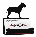 AMERICAN STAFFORD / PIT BULL Business Card Holder