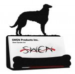 BORZOI Business Card Holder