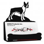 BOSTON TERRIER Business Card Holder