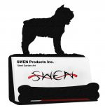 BOUVIER DES FLANDRES Business Card Holder