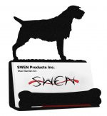 WIREHAIRED POINTING GRIFFON Business Card Holder