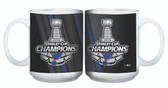 St. Louis Blues 2019 Stanley Cup Champions 15oz White Coffee Cup