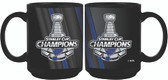 St. Louis Blues 2019 Stanley Cup Champions 15oz Black Coffee Mug