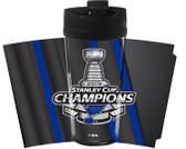St. Louis Blues 2019 Stanley Cup Champions 16oz Snapfit Travel Tumbler