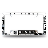 Los Angeles Kings All Over Chrome Frame