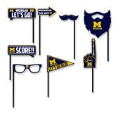 Michigan Wolverines UNIVERSITY Selfie Kit