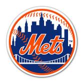 New York Mets Vinyl Magnet