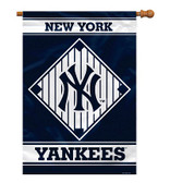 "New York Yankees House Banner 28"" x 40"" 1- Sided"