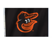 Baltimore Orioles 2 Ft. X 3 Ft. Flag W/Grommets