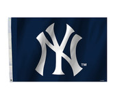 New York Yankees 2 Ft. X 3 Ft. Flag W/Grommets