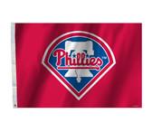 Philadelphia Phillies 2 Ft. X 3 Ft. Flag W/Grommets