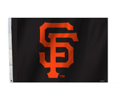 San Francisco Giants 2 Ft. X 3 Ft. Flag W/Grommets