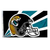Jacksonville Jaguars 3 Ft. X 5 Ft. Flag W/Grommets