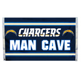 Los Angeles Chargers Man Cave 3 x 5 Flag w/ 4 Grommets
