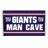 New York Giants Man Cave 3 x 5 Flag w/ 4 Grommets