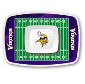 Minnesota Vikings Chip & Dip Tray