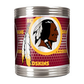 Washington Redskins Stainless Steel Can Holder with Metallic Graphics