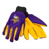 Minnesota Vikings Work / Utility Gloves