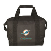 Miami Dolphins 12 Pack Soft-Sided Cooler