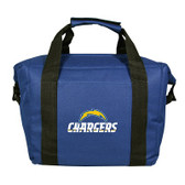 Los Angeles Chargers 12 Pack Soft-Sided Cooler