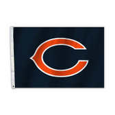 Chicago Bears 2 Ft. X 3 Ft. Flag W/Grommets