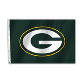 Green Bay Packers 2 Ft. X 3 Ft. Flag W/Grommets