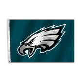 Philadelphia Eagles  2 Ft. X 3 Ft. Flag W/Grommets