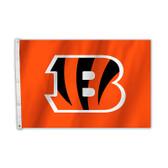 Cincinnati Bengals 2 Ft. X 3 Ft. Flag W/Grommets