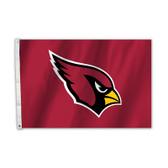 Arizona Cardinals 2 Ft. X 3 Ft. Flag W/Grommets