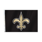 New Orleans Saints 2 Ft. X 3 Ft. Flag W/Grommets