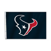 Houston Texans 2 Ft. X 3 Ft. Flag W/Grommets