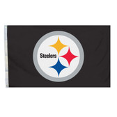 Pittsburgh Steelers 4 Ft. X 6 Ft. Flag W/Grommets