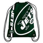 New York Jets Drawstring Backpack