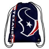 Houston Texans Drawstring Backpack