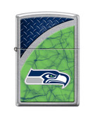 Seattle Seahawks Zippo Refillable Lighter