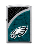 Philadelphia Eagles Zippo Refillable Lighter