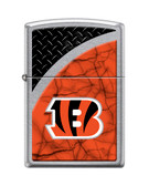 Cincinnati Bengals Zippo Refillable Lighter