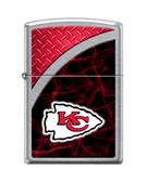 Kansas City Chiefs Zippo Refillable Lighter