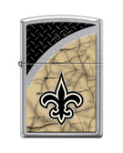 New Orleans Saints Zippo Refillable Lighter