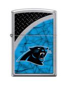 Carolina Panthers Zippo Refillable Lighter