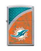 Miami Dolphins Zippo Refillable Lighter